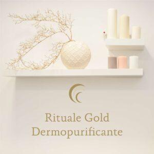 rituale gold dermopurificante